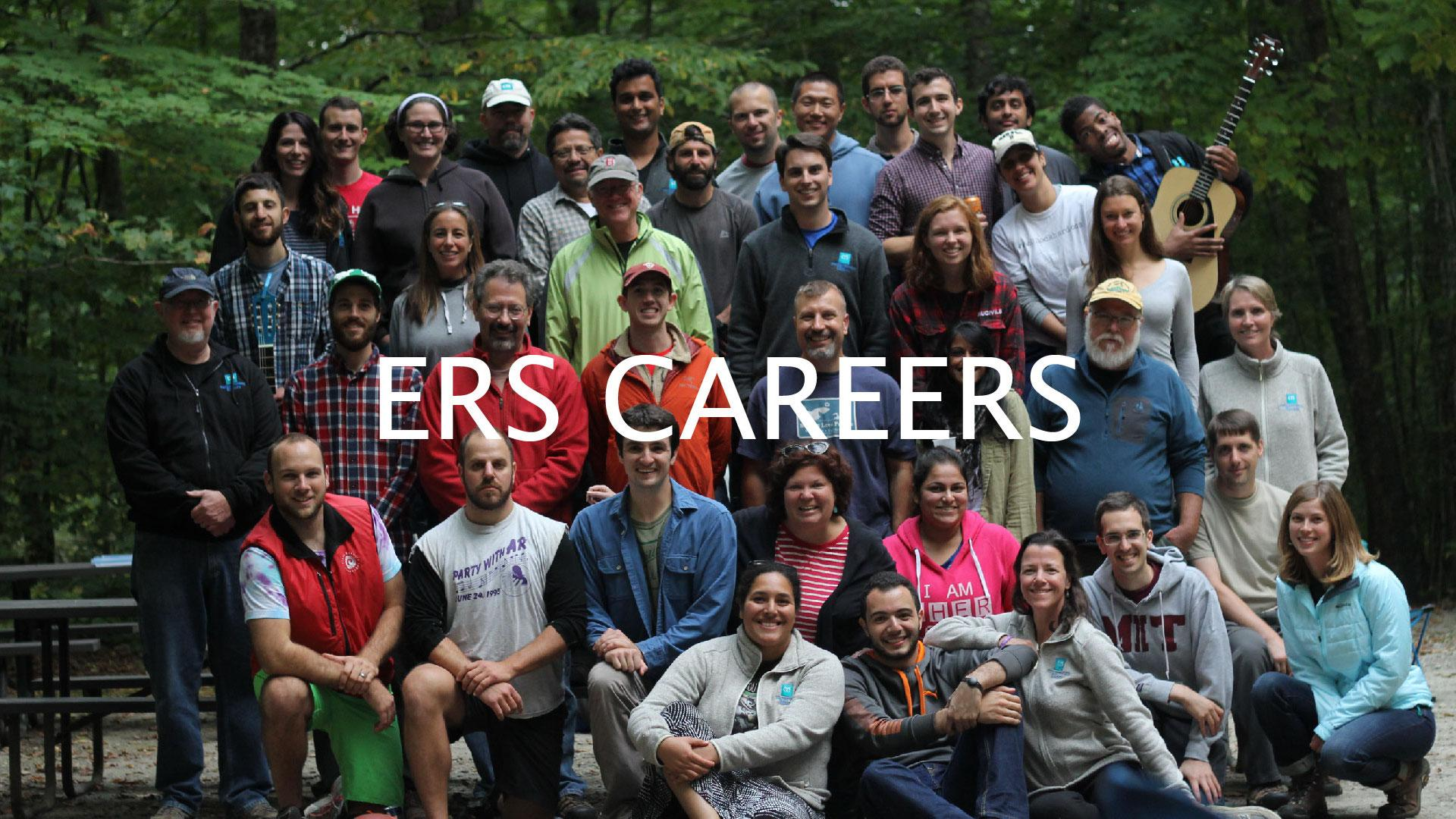 ERS Careers Employment Opportunities